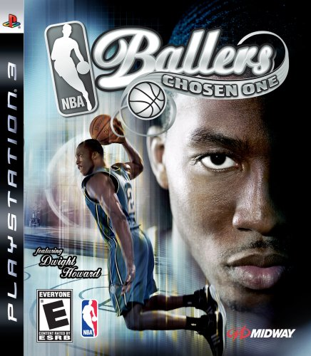 - NBA Ballers: Chosen One - Playstation 3