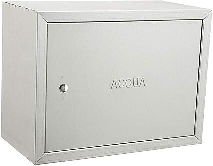 Caja para contador de agua 40 x 20 x 30 cm (altura): Amazon.es: Oficina y papelería