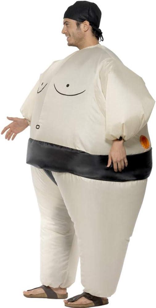 Smiffys - Disfraz de sumo inflable, talla única (SM34501): Amazon ...
