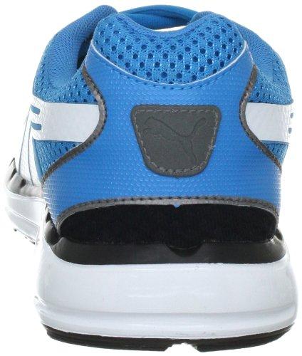 Puma Faas 550 NM 186268 Herren Sportschuhe - Running Blau (vivid blue-black-white 3)