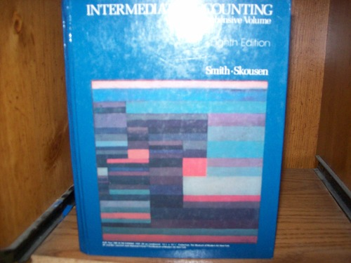 Intermediate accounting excel working papers 14th edition