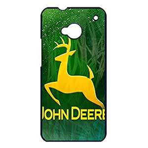 Fashionable Favorite John Deere Phone Case Cover For Htc One M7 Nice Protective Mobile Shell