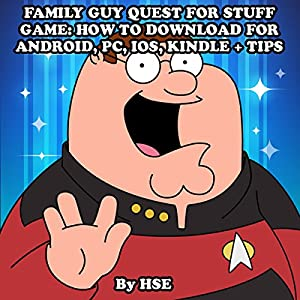 Family Guy Quest For Stuff Dating Guide