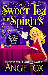 Sweet Tea and Spirits (Southern Ghost Hunter Book 5)