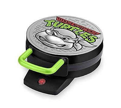 Nickelodeon Teenage Mutant Ninja Turtles Round Wafflemaker
