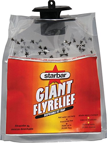 Farnam Home and Garden 100504346 Starbar Giant Fly Relief Disposable Trap Bag (Farnam Fly Relief)