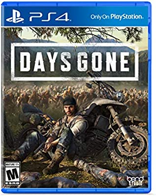 Days Gone PS4 PlayStation 4 English Game: Amazon.es: Videojuegos