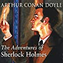 The Adventures of Sherlock Holmes Audiobook by Arthur Conan Doyle Narrated by Derek Jacobi