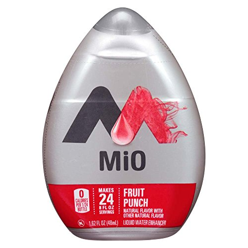 MiO Fruit Punch Liquid Water Enhancer, 1.62 fl oz Bottle