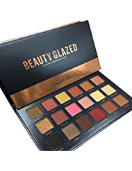 TOPBeauty New Beauty Glzaed 18 Colors Rose Gold Textured...