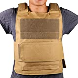 ThreeH Outdoor Protective Tactical Vest Military Training Gilet Equipment Safety