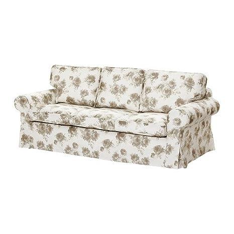 IKEA EKTORP Pixbo - cubierta sofá-cama de tres plazas ...