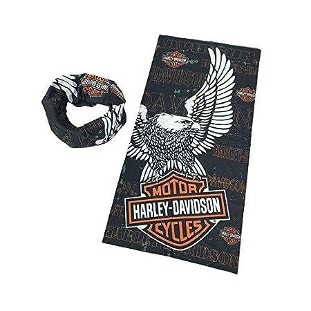 Pasamonta/ñas de Harley Davidson Explorer Rider m/áscara para cuello de DODO/®