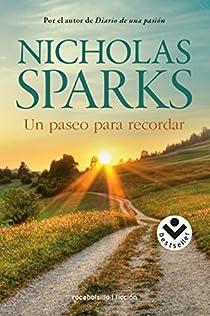 Un paseo para recordar par Sparks