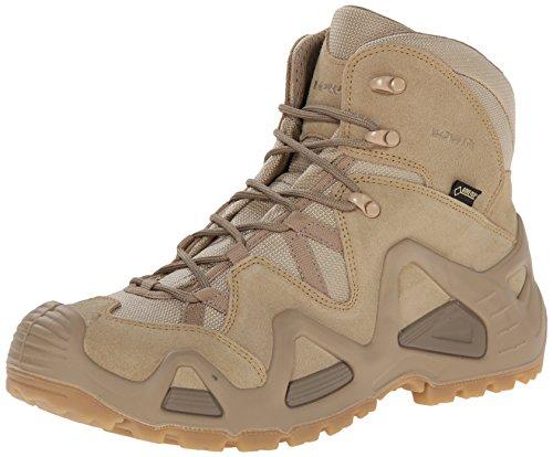 GTX Mid Boots Lowa Zephyr Military Desert zEqwxfgw5