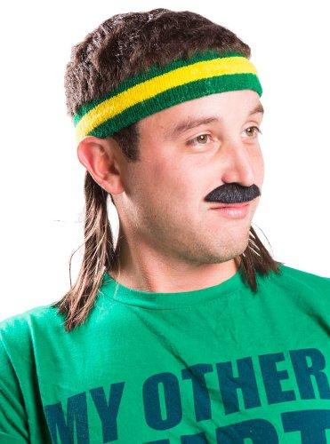 The Bogan Mullet Headband]()