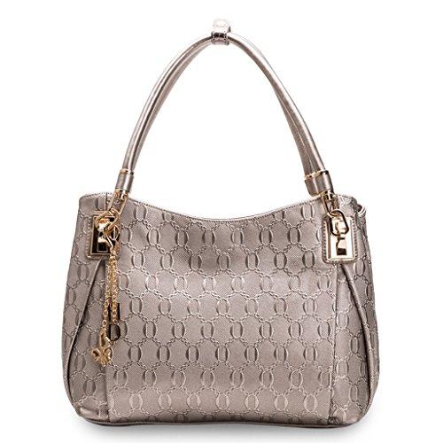 sac européenne Messenger Sac sac PU main américaine à mode féminin féminin mode sac à Silver sac bandoulière de et BB41Onzxq