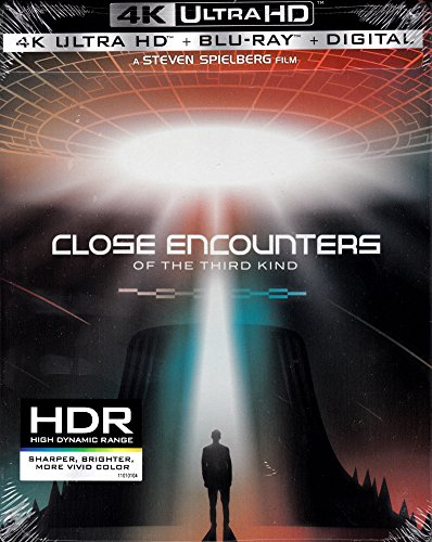 Close Encounters of the Third Kind - Limited Edition SteelBook [4K Ultra HD Blu-ray/Blu-ray] (Close Encounters Of The Third Kind 4k Uhd)