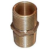 Groco Bronze Pipe Nipple 1-1/2'' PN-1500