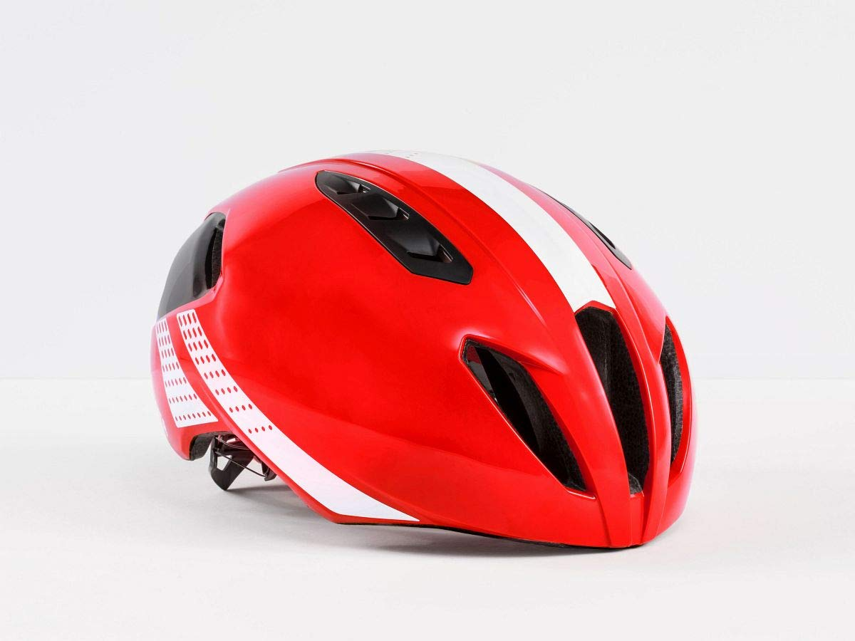 Bontrager Ballista MIPS Rennrad Fahrrad Helm rot 2019