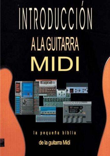 Introduccion a la guitarra midi: Amazon.es: Paul Martinez: Libros
