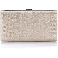 Womens Vintage Envelope Clutch Evening Handbag For Cocktail/Wedding/Party