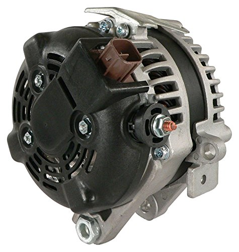 DB Electrical AND0288 New Remanufactured Alternator For 2.4L 2.4 Scion Tc 05 06 07 08 2005 2006 2007 2008 27060-0H100 Highlander 04 05 06 Rav4 04 05 Solara 04 05 06 07 08 2.4L 2.4 Toyota Camry 04 05 06 2004 2005