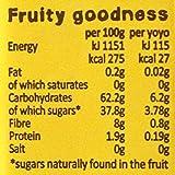 Bear Yoyo 100 Percent Fruit Rolls 20 g Mango (Pack of 18)