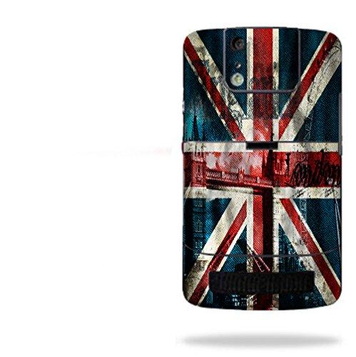 UK Printed Image Q9C Vinyl Decal Sticker Skin (Q9c Smartphone)