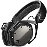V-MODA Crossfade Wireless Over-Ear Headphone - Gunmetal Black (Certified Refurbished)