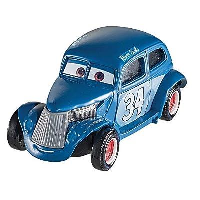 Disney Cars Pixar Die-Cast River Scott Vehicle: Toys & Games