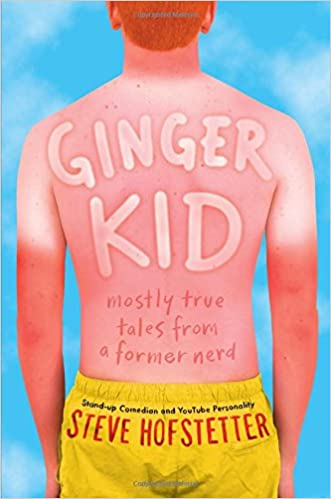 Image result for ginger kid book