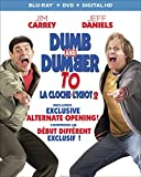 Dumb and Dumber To [Blu-ray + DVD +UltraViolet] (Bilingual)