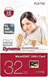LG Micro SD Memory Card 32GB UHS-1/Class 10 Micro SDHC MLC up to 90MB/s Memory Card
