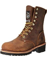 Georgia Boot Work Mens ST Waterproof Logger Insulated Brown GB00065