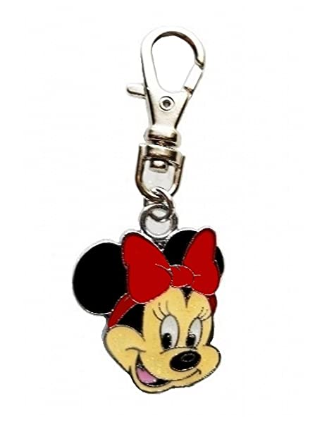 Amazon.com: Minnie Mouse, color rojo Encanto Collar De Una ...