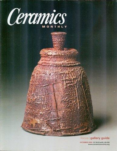 Ceramics Monthly: October 2006