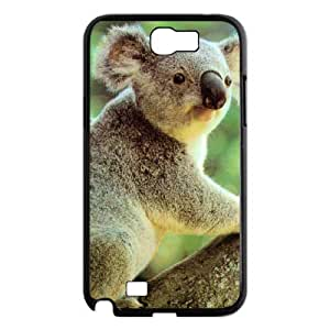 case Of Koala Customized Bumper Plastic Hard Case For Samsung Galaxy Note 2 N7100