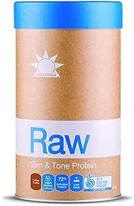 Amazonia Raw Slim and Tone Toffee Truffle 500 g