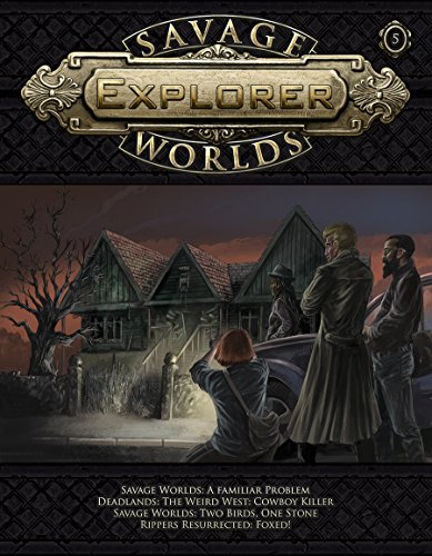 Savage Worlds Explorer #5 (S2P12004)