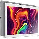 ALLDOCUBE X Tablet,10.5'' 2K AMOLED (WiFi, RAM de 4 GB, ROM de 64 GB, Android 8.1,6.9mm Ultra Slim) Huella Dactilar,Type-C,Plata