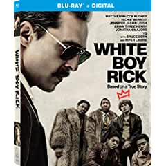 WHITE BOY RICK arrives on Digital Dec. 11 and on Blu-ray and DVD Dec. 25 from Sony Pictures