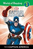 Captain America: This Is Captain America (World of Reading: Level 1)