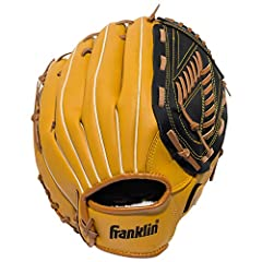 The re-designed FIELD MASTER Series offers an extensive line of quality synthetic-leather baseball, softball and tee-ball gloves for the recreational player. The line represents the most popular sizes, shapes and web designs with superior fit...