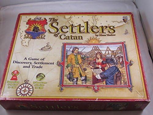 The Settlers of Catan: Amazon.es: Teuber, Klaus: Libros en idiomas extranjeros