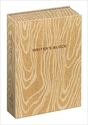 Writers block, how do I start?