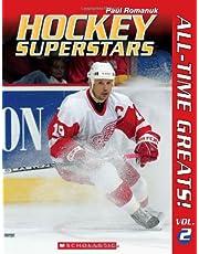 Hockey Superstars: All-Time Greats! Vol. 2