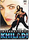 International Khiladi (Brand New Single Disc Dvd, Hindi Language, With English Subtitles, Released By DEI/EROS) Made In USA
