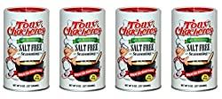 Tony Chachere Seasoning Blends, Salt-free Creole, 4 Count