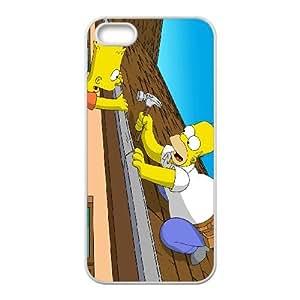 iPhone 5, 5S Phone Case Homer Simpson's OC-C29581